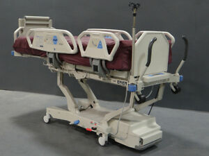 Hillrom Totalcare Bed P1900 Acute Patient Care Hospital Bed Manual And Hydraulic
