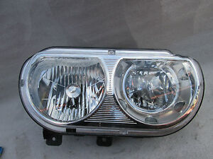 Dodge Challenger Headlight Front Head Lamp Oem 2008 2009 Right Side
