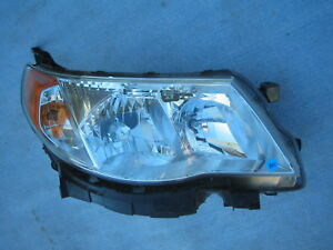 Subaru Forester Headlight Front Head Lamp 2009 2010 Oem