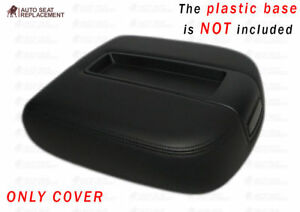 2008 2009 2010 Chevy Tahoe Center Console Storage Compartment Lid Cover Black