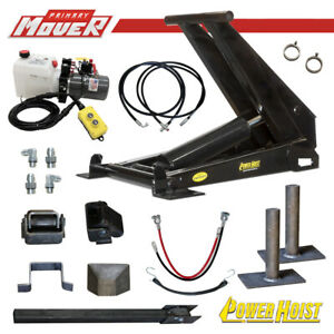 Complete Dump Trailer 12 Ton Hydraulic Scissor Hoist Kit Power Hoist Ph630