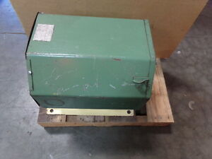 Westinghouse 25 Kva Transformer On Base Design T 6e884