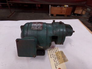 Reliance Electric Master 1 8 Hp Gear Motor Id 325816 ls