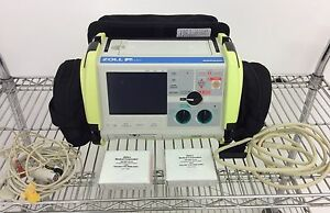 Zoll M series 3 Lead Ecg Pacing Printer
