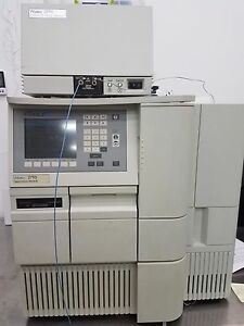 Waters 2695 Hplc With Uv Detector In Working Order Lab Sale