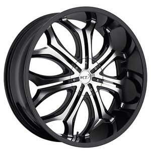 New 4 26 Vct Wheels Godfather Bm Rims
