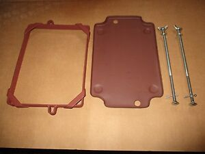 S Sc Case Battery Cover And Sliding Plate Usa New Tractor Part