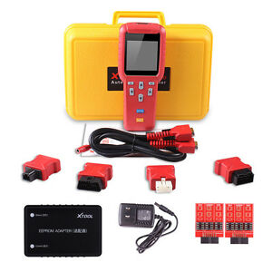 Usa Ship Xtool X100 Pro Auto X100 Ecu With Adapter Eeprom Tool Key Programmer