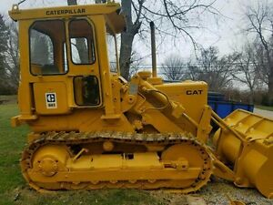 Cat 941b Crawler loader In Excellen Condition Starts Up Immediately Every Time