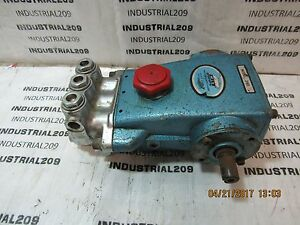 Cat Triplex Pump 340 Used