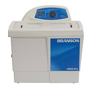 Branson M3800h 1 5 Gallon Ultrasonic Cleaner W Mechanical Heater Cpx 952 317r
