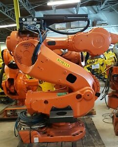 Abb Irb 7600 400kg Robot With S4c Plus M2000 Controller Tested