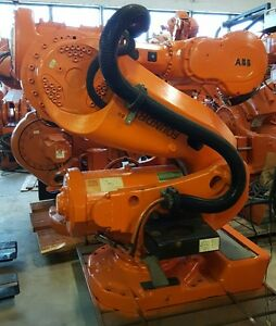Abb Irb 7600 400kg Foundry Robot With S4c Plus M2000 Controller Tested