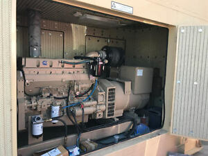 Cummins Lta10 250kw 60hz 480v S a Enclosed Generator Set