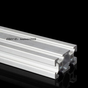 4pcs 2040 T slot Aluminum Profiles Extrusion Frame 300mm Length 3d Printer En
