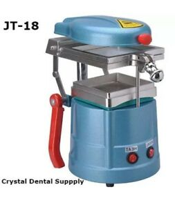 Jt 18 Dental Vacuum Forming Molding Machine 1000 W From Usa