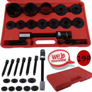 Universal Front Rear Hub Wheel Bearing Puller Remover Kit Car Tool Usa Shipper v