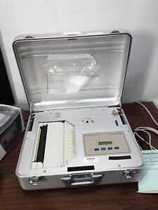 Powertronics The Detective Powerline Monitor Power Analyzer W Printer