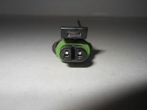 2000 Volvo S40 V40 Fog Driving Light Wiring Connector Plug Oem Fast Shipping