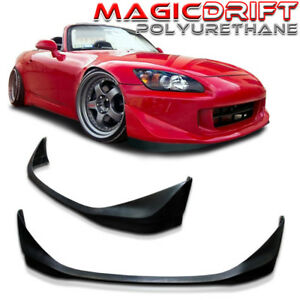 urethane Honda S2000 S2k Jdm Front Bumper Pu Lip Oe Club Racer Cr Style