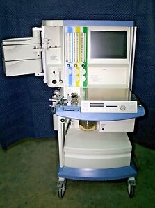 Draeger Medical Narkomed 6000 Anesthesia Machine Unit