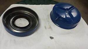 1962 66 Ford F 100 Truck Oil Bath Air Cleaner With 292 352 V8 Engines
