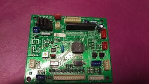 Brother Commercial Embroidery Machine Head Card Board S41195001