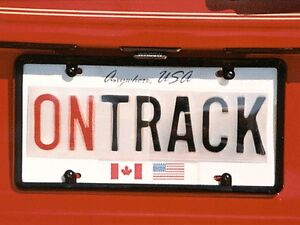 Ontrack Ir Invisi Plate License Plate Cover Photo Radar Protection