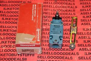 Honeywell Glba02a2a Micro Switch Rotary Limit Switch W roller Lever New