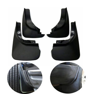 New Oem Set Splash Guards Mud Flaps Bb5z16a550aa bb For 2011 2017 Ford Explorer