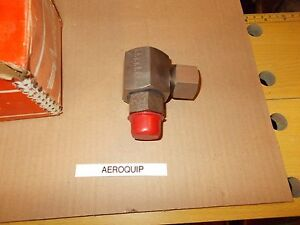 Aeroquip Bd550631212 01 Hydraulic Swivel Joint New Free Shipping