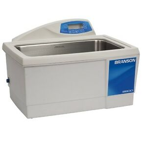 Branson Cpx8800h Ultrasonic Cleaner W Digital Timer Heater Degas New