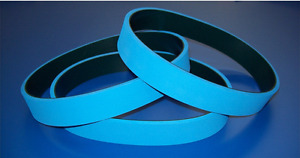 51745035 Feed Belt Blue 1 For Use With Streamfeeder Friction Feeder