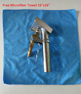 Free Towel Detail Upholstery Tool Open Wand 4 Pmf Detailing Carpet Clean Usa