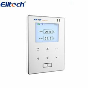 Elitech Rcw800 Wifi Temperature And Humidity Data Logger Wireless Monitor Record