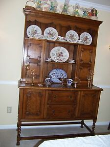 Welsh Dresser Buffet Reduced