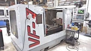 Haas Vf 3 Vertical Machining Center Price Reduced