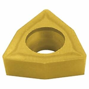 Everede Wcgt 331 cv6 Indexable Carbide Trigon Insert For Boring Bars pack 5