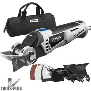 Dremel Vc60 dr rt Velocity Oscillating Multi tool Kit