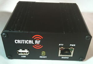 Tpc Sitecast 2 way Radio Over Internet Control 1 Base Station Radio roip Module
