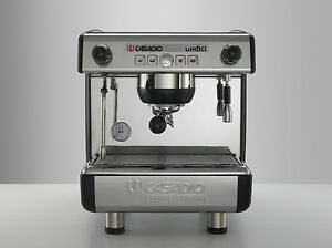 New Casadio Undici A1 One Head Espresso cappuccino Machine