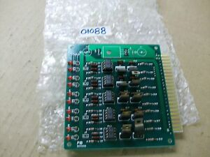 Nissei Sangyo Pib 803526 24v Interface Board