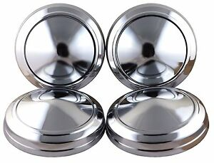 Dog Dish Hub Caps For Plymouth Dodge Chrysler 9 Poverty Hubcaps Police