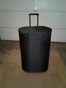 Save 1k Replace Ad All New 8 Curved Coyote Trade Show Equipment Travel Case