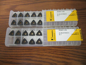 Kennametal New Carbide Insert Wpgx090412 gd250 Kcpk30 Box Of 19 Inserts
