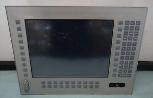 Proface Apl3700 kfm Industrial Control Touch Panel cracked Screen Apl3700 ka
