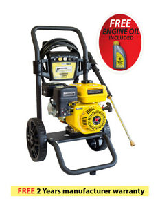 Gasoline Cold Water Gas Pressure Washer Waspper W3000hb 3000psi 3 0 Gpm ar Pump