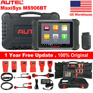 Autel Maxicheck Pro Obd2 Diagnostic Tool Scan Airbag Epb Abs Srs Sas Dpf Scanner