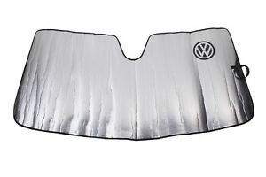 2018 2019 Vw Volkswagen Atlas Front Windshield Sunshield Sun Shade Visor Oem