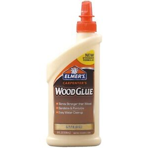 case Of 12 8 Oz Elmer s Carpenter s Wood Glue